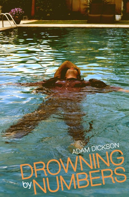 Drowning By Number by Adam Dickson - Book Cover